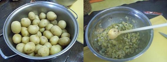 Ingredientes da Batata em Conserva Calypso