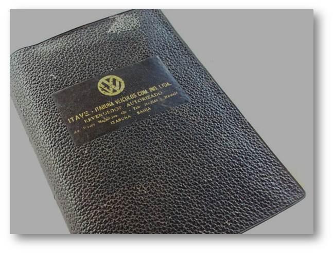 O Caderno/ Agenda de Receitas da Dona Terezinha
